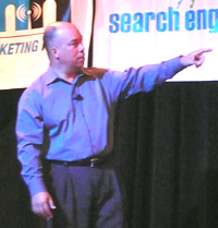The World's Information in Geographical Context, the Michael Jones SMX Keynote