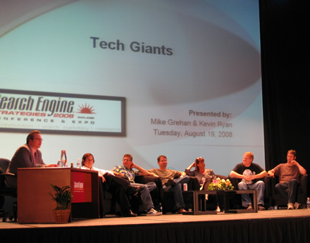 Thought Leaders Converge: Info Tech Giants Panel