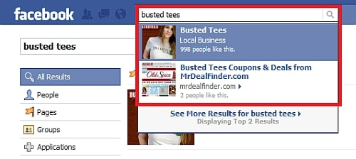 how to clear your facebook search suggestions