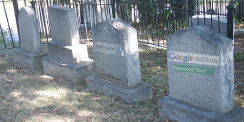 R.I.P. Google Keyword Tool. Long Live SEO!