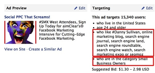 Facebook Targeting Alert! Gaming the Grid with Power Editor? OMG, RLY?!