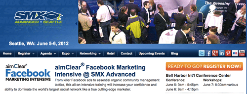 Lucky Attendees! Download aimClear® Facebook Marketing Workshop Decks