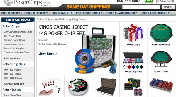 pokerchips.com