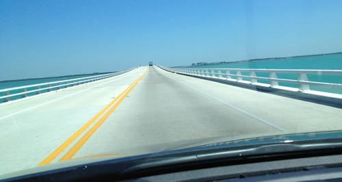 Picture of Sanibel Causway