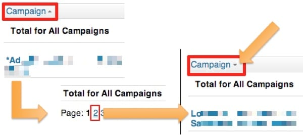 LinkedIn-Sort-by-campaign