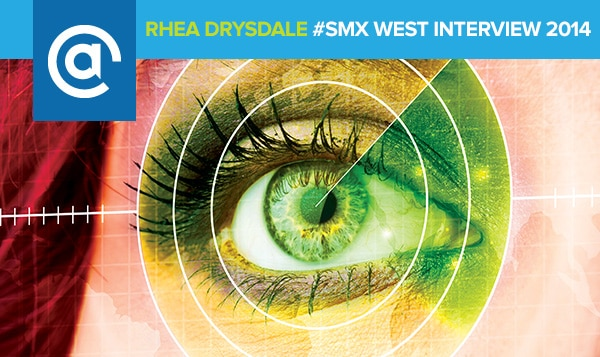 Rhea-Drysdale-SMX-Interview