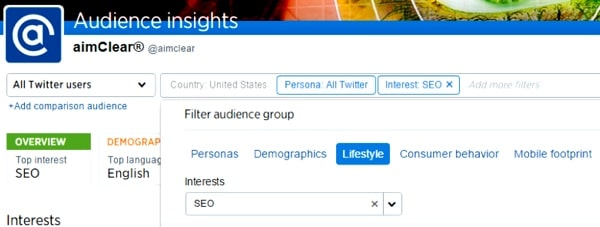 2015.07.16-aimClear-Targeting-Hot-House-Twitter-Audience-Insights-All-Twitter-Filter-Insights