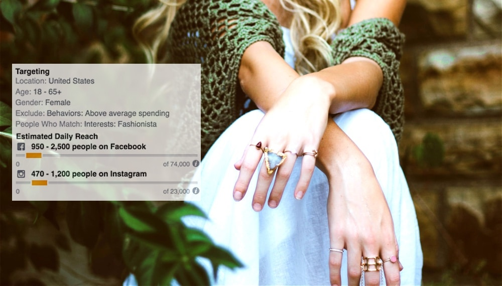 aimclear-facebook-buyer-profile-targeting-fashion