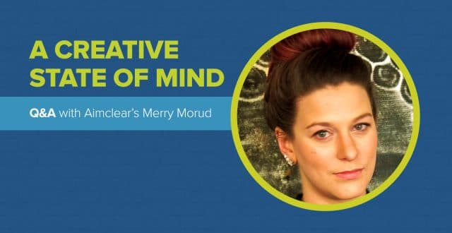 Aimclear's Merry Morud introduces, Raider of the Lost Art: Aimclear's Merry Morud Revives Great Creative
