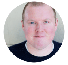 Tim Halloran, Aimclear's Account Services Manager headshot