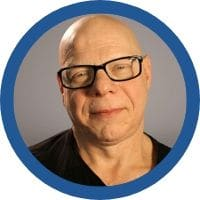 Headshot of Marty Weintraub of Aimclear