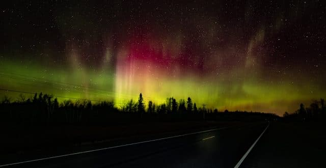 picture of lake superior northern lights for beautify